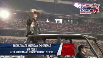 The American Rodeo TV Spot, 'Ultimate Experience: Packages' - Thumbnail 5