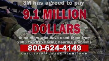Consumer Tort Network TV Spot, 'Military Service' - Thumbnail 8