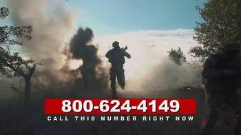 Consumer Tort Network TV Spot, 'Military Service'