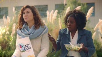Cape Cod Chips TV Spot, 'Ocean Mist: 40% Less Fat' - Thumbnail 5