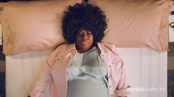 Purple Mattress Winter Sale TV Spot, 'Try It: Free Sheets and Pillow'