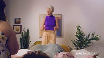 Purple Mattress Winter Sale TV Spot, 'Try It: Free Sheets and Pillow' - Thumbnail 4