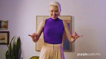 Purple Mattress Winter Sale TV Spot, 'Try It: Free Sheets and Pillow' - Thumbnail 5