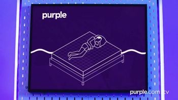 Purple Mattress Winter Sale TV Spot, 'Try It: Free Sheets and Pillow' - Thumbnail 7