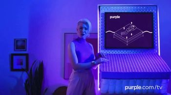 Purple Mattress Winter Sale TV Spot, 'Try It: Free Sheets and Pillow' - Thumbnail 8