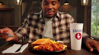 Zaxby's General Tso's Boneless Wings TV Spot, 'Legendary Sauce: Reedem Rewards' - Thumbnail 2