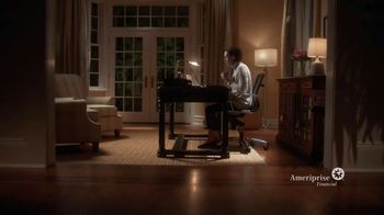 Ameriprise Financial TV Spot, 'Personal Financial Advice From Advisors Who Know You and the Markets' - Thumbnail 2