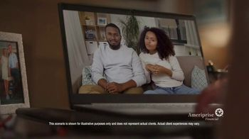 Ameriprise Financial TV Spot, 'Personal Financial Advice From Advisors Who Know You and the Markets' - Thumbnail 3