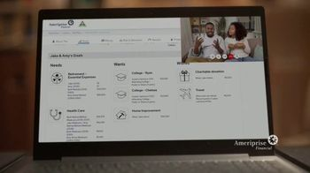 Ameriprise Financial TV Spot, 'Personal Financial Advice From Advisors Who Know You and the Markets' - Thumbnail 6
