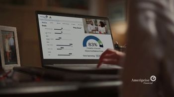 Ameriprise Financial TV Spot, 'Personal Financial Advice From Advisors Who Know You and the Markets' - Thumbnail 8