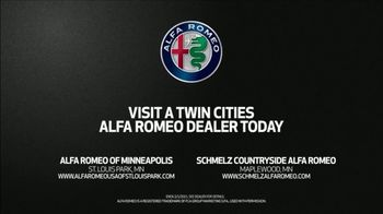2020 Alfa Romeo Giulia TV Spot, 'Type A: Giulia' Featuring Alexander Skarsgård [T2] - Thumbnail 8