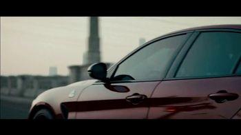 2020 Alfa Romeo Giulia TV Spot, 'Type A: Giulia' Featuring Alexander Skarsgård [T2] - Thumbnail 2