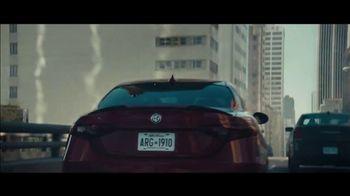 2020 Alfa Romeo Giulia TV Spot, 'Type A: Giulia' Featuring Alexander Skarsgård [T2] - Thumbnail 3