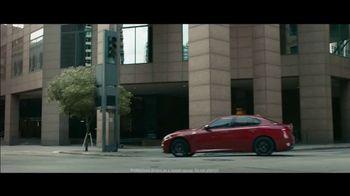 2020 Alfa Romeo Giulia TV Spot, 'Type A: Giulia' Featuring Alexander Skarsgård [T2] - Thumbnail 5