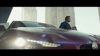 2020 Alfa Romeo Giulia TV Spot, 'Type A: Giulia' Featuring Alexander Skarsgård [T2] - 836 commercial airings