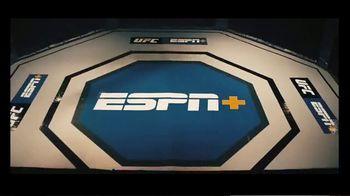 ESPN+ TV Spot, 'Home of the UFC' - Thumbnail 2