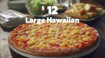 Papa Murphy's Pizza TV Spot, 'Where the Fun Is: $12 Large Hawaiian' - Thumbnail 8