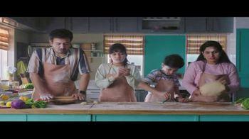 Kawan Paratha TV Spot, 'Family Cooking'