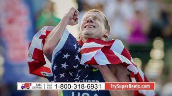 SuperBeets TV Spot, 'Superfood Blood Pressure Energy Support V2' Featuring Hunter Kemper