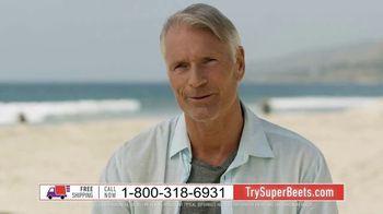 SuperBeets TV Spot, 'Superfood Blood Pressure Energy Support V2' Featuring Hunter Kemper - Thumbnail 3