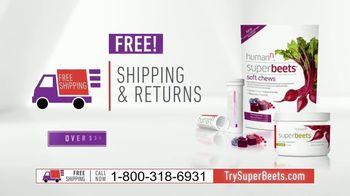 SuperBeets TV Spot, 'Superfood Blood Pressure Energy Support V2' Featuring Hunter Kemper - Thumbnail 9
