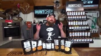 HuntChef TV Spot, 'Jerky, Sausage and Wild Game Kits'