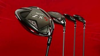 Srixon Golf ZX Drivers TV Spot, 'Woods' Featuring Keegan Bradley - Thumbnail 4