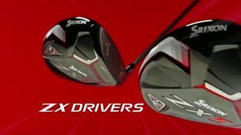 Srixon Golf ZX Drivers TV Spot, 'Woods' Featuring Keegan Bradley - Thumbnail 6