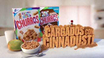 Cinnamon Toast Crunch TV Spot, 'Desfile: Chocolate Churros' [Spanish] - Thumbnail 5