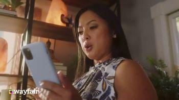 Wayfair TV Spot, 'Spend Less and Get Way More: Sofas' - Thumbnail 1