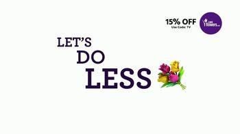 1-800-FLOWERS.COM TV Spot, 'Valentine's Flowers: Order Early' - Thumbnail 5