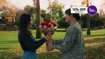 1-800-FLOWERS.COM TV Spot, 'Valentine's Flowers: Order Early' - Thumbnail 7