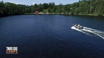 Timber Edge Camps TV Spot, 'Fishing and Hunting' - Thumbnail 3