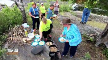 Timber Edge Camps TV Spot, 'Fishing and Hunting' - Thumbnail 4