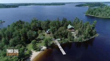 Timber Edge Camps TV Spot, 'Fishing and Hunting' - Thumbnail 7