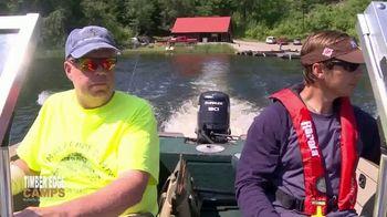 Timber Edge Camps TV Spot, 'Fishing and Hunting' - Thumbnail 8