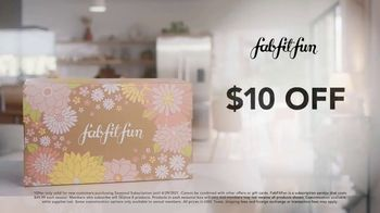 FabFitFun TV Spot, 'Spring: No Drama' Featuring Audrina Patridge - Thumbnail 8