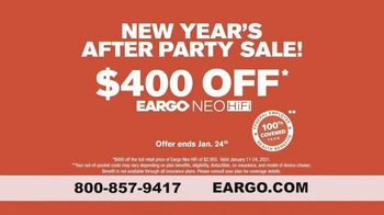 Eargo New Year's After Party Sale TV Spot, 'Guess the Price Game Show: Sal: $400 Off' - Thumbnail 9