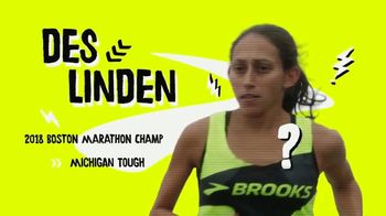 Brooks Running TV Spot, 'The Hyperion Answers' Featuring Desiree Linden