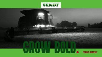Fendt IDEAL TV Spot, 'Power All the Way Through Harvest'