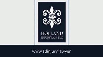 Holland Injury Law TV Spot, 'Stressful Factors Behind Car Accidents' - Thumbnail 10