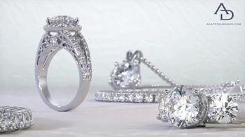 Agape Diamonds TV Spot, 'Incredible Journey: Free Shipping' - Thumbnail 1