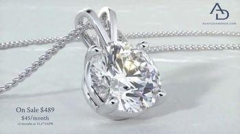 Agape Diamonds TV Spot, 'Incredible Journey: Free Shipping' - Thumbnail 2