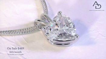 Agape Diamonds TV Spot, 'Incredible Journey: Free Shipping'