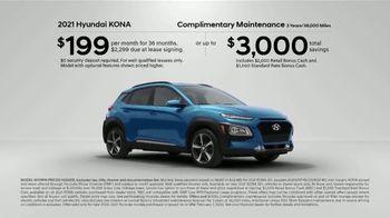 2021 Hyundai Kona TV Spot, 'Paid Attention' [T2]