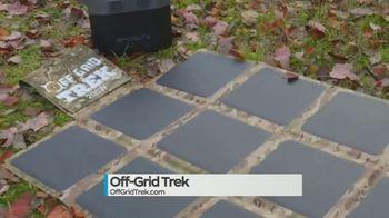 Off Grid Trek Solar Blanket TV Spot, 'An Absolute Must' - Thumbnail 3
