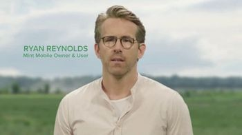 Mint Mobile TV Spot, 'Ryan & Waseem: $15 Per Month' Featuring Ryan Reynolds - Thumbnail 1
