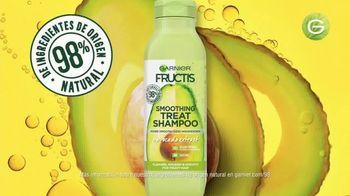 Garnier Fructis Treats TV Spot, 'Súper frutas' canción de Lizzo [Spanish] - Thumbnail 2
