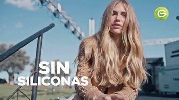 Garnier Fructis Treats TV Spot, 'Súper frutas' canción de Lizzo [Spanish] - Thumbnail 6