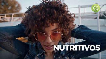 Garnier Fructis Treats TV Spot, 'Súper frutas' canción de Lizzo [Spanish] - Thumbnail 7